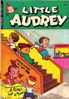 Cover for Little Audrey (St. John, 1948 series) #8