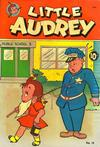 Cover for Little Audrey (St. John, 1948 series) #14