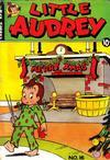 Cover for Little Audrey (St. John, 1948 series) #16