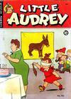 Cover for Little Audrey (St. John, 1948 series) #20