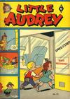 Cover for Little Audrey (St. John, 1948 series) #22