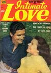 Cover for Intimate Love (Pines, 1950 series) #6