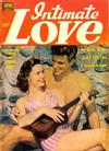 Cover for Intimate Love (Pines, 1950 series) #8