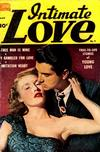 Cover for Intimate Love (Pines, 1950 series) #9