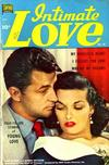 Cover for Intimate Love (Pines, 1950 series) #10
