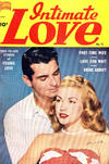 Cover for Intimate Love (Pines, 1950 series) #12