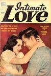Cover for Intimate Love (Pines, 1950 series) #14