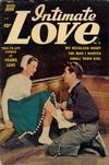 Cover for Intimate Love (Pines, 1950 series) #16