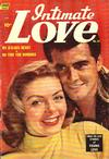 Cover for Intimate Love (Pines, 1950 series) #24