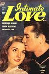 Cover for Intimate Love (Pines, 1950 series) #25