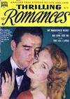Cover for Thrilling Romances (Pines, 1949 series) #10