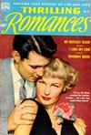 Cover for Thrilling Romances (Pines, 1949 series) #11