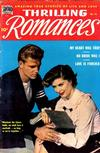 Cover for Thrilling Romances (Pines, 1949 series) #16