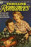 Cover for Thrilling Romances (Pines, 1949 series) #22