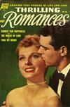 Cover for Thrilling Romances (Pines, 1949 series) #23