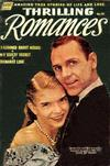 Cover for Thrilling Romances (Pines, 1949 series) #25