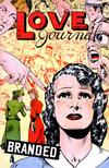 Cover for Love Journal (Orbit-Wanted, 1951 series) #10