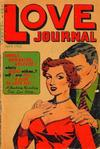 Cover for Love Journal (Orbit-Wanted, 1951 series) #13