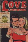 Cover for Love Journal (Orbit-Wanted, 1951 series) #21