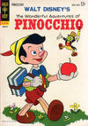 Cover for The Wonderful Adventures of Pinocchio (Western, 1963 series) #1
