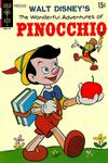 Cover for The Wonderful Adventures of Pinocchio (Western, 1971 series) #[nn]