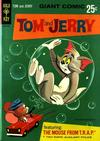 Cover for Tom and Jerry The Mouse from T.R.A.P. (Western, 1966 series) #1