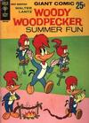 Cover for Walter Lantz Woody Woodpecker Summer Fun (Western, 1966 series) #1