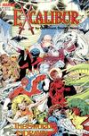 Cover Thumbnail for Excalibur The Sword Is Drawn (1988 series) #[nn] [3rd Printing]