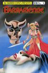 Cover for Barbarienne (Harrier, 1987 series) #4
