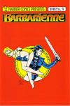 Cover for Barbarienne (Harrier, 1987 series) #5