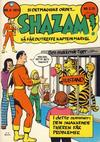 Cover for Shazam! (Illustrerte Klassikere / Williams Forlag, 1974 series) #4/1974