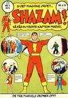 Cover for Shazam! (Illustrerte Klassikere / Williams Forlag, 1974 series) #5/1974