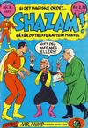 Cover for Shazam! (Illustrerte Klassikere / Williams Forlag, 1974 series) #8/1974