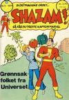 Cover for Shazam! (Illustrerte Klassikere / Williams Forlag, 1974 series) #9/1974