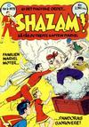 Cover for Shazam! (Illustrerte Klassikere / Williams Forlag, 1974 series) #3/1975