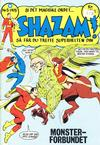 Cover for Shazam! (Illustrerte Klassikere / Williams Forlag, 1974 series) #5/1975