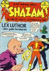 Cover for Shazam! (Illustrerte Klassikere / Williams Forlag, 1974 series) #1/1976