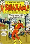 Cover for Shazam! (Illustrerte Klassikere / Williams Forlag, 1974 series) #2/1976