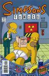 Cover for Simpsons Comics (Bongo, 1993 series) #119