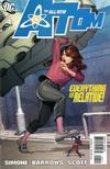 Cover for The All New Atom (DC, 2006 series) #4