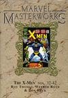 Cover for Marvel Masterworks: The X-Men (Marvel, 2003 series) #4 (35) [Limited Variant Edition]