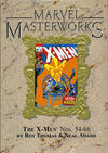 Cover for Marvel Masterworks: The X-Men (Marvel, 2003 series) #6 (61) [Limited Variant Edition]