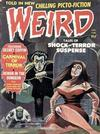 Cover for Weird (Eerie Publications, 1966 series) #v3 [2]#1 [5]