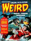 Cover for Weird (Eerie Publications, 1966 series) #v2#6