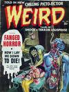 Cover for Weird (Eerie Publications, 1966 series) #v3#4