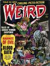 Cover for Weird (Eerie Publications, 1966 series) #v3#5