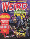 Cover for Weird (Eerie Publications, 1966 series) #v4#1