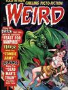 Cover for Weird (Eerie Publications, 1966 series) #v4#5