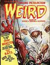 Cover for Weird (Eerie Publications, 1966 series) #v5#1