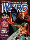 Cover for Weird (Eerie Publications, 1966 series) #v6#1